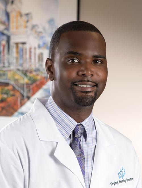 Edward T Jordan Dds General Dentist At Virginia Family